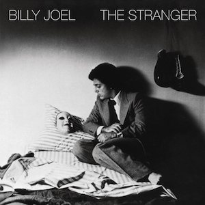 Billy Joel - The Stranger cover art