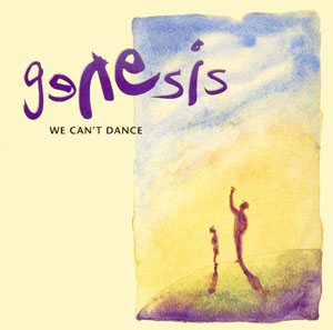 Genesis - We Can't Dance cover art