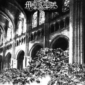 Mütiilation - Remains of a Ruined, Dead, Cursed Soul cover art