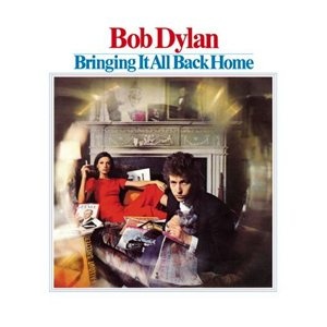 Bob Dylan - Bringing It All Back Home cover art