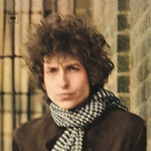 Bob Dylan - Blonde on Blonde cover art