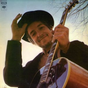 Bob Dylan - Nashville Skyline cover art