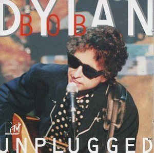 Bob Dylan - MTV Unplugged cover art