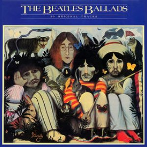 The Beatles - The Beatles Ballads cover art