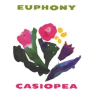 Casiopea - Euphony cover art
