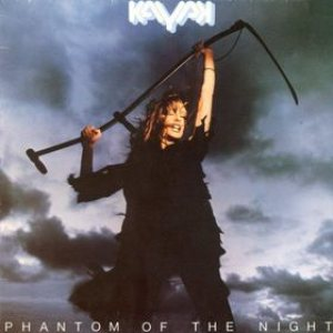 Kayak - Phantom of the Night cover art