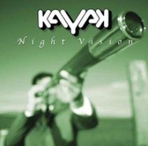 Kayak - Night Vision cover art