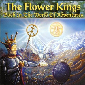 The Flower Kings - Back in the World of Adventures cover art
