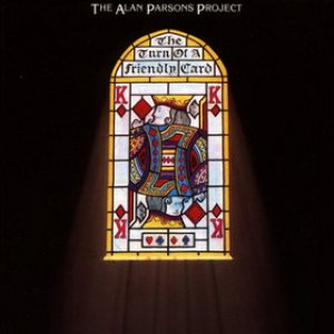 The Alan Parsons Project - The Turn of a Friendly Card cover art