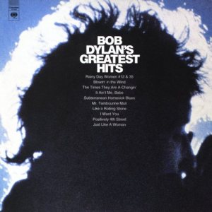 Bob Dylan - Bob Dylan's Greatest Hits cover art