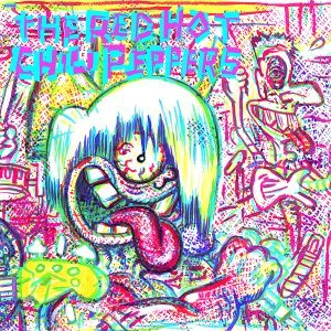 Red Hot Chili Peppers - The Red Hot Chili Peppers cover art