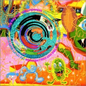 Red Hot Chili Peppers - The Uplift Mofo Party Plan cover art