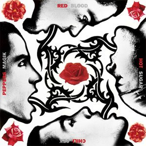 Red Hot Chili Peppers - Blood Sugar Sex Magik cover art