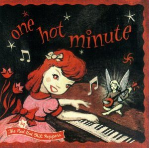 Red Hot Chili Peppers - One Hot Minute cover art