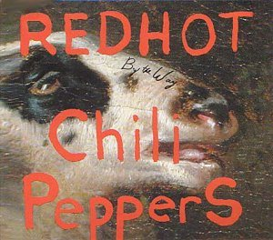 Red Hot Chili Peppers - By the Way cover art