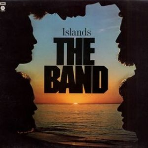The Band - Islands cover art