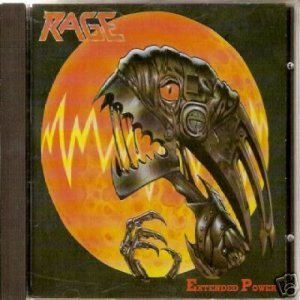 Rage - Extended Power cover art