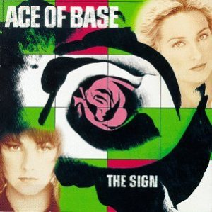 Ace of Base - The Sign cover art