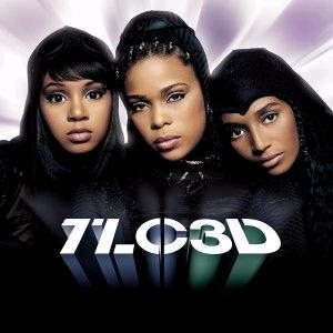 TLC - 3D cover art
