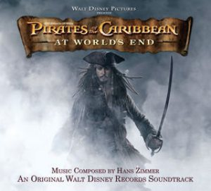 Hans Zimmer - Pirates of the Caribbean: At World's End cover art