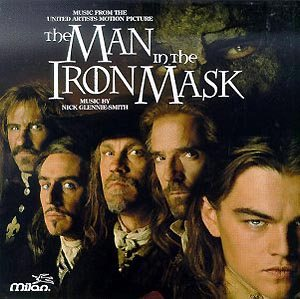 Nick Glennie-Smith - The Man in the Iron Mask cover art