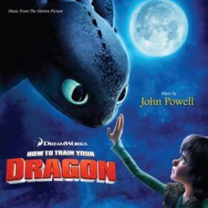 John Powell - How to Train Your Dragon cover art