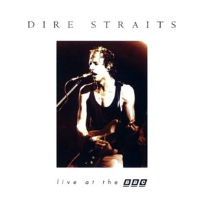 Dire Straits - Live at the BBC cover art
