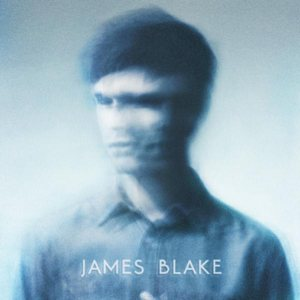 James Blake - James Blake cover art
