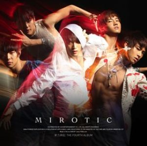 동방신기 (Dong Bang Shin Ki) - Mirotic cover art