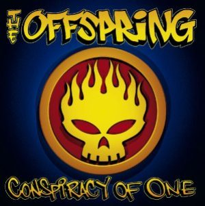 Offspring - Conspiracy of One cover art