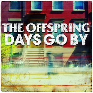 Offspring - Days Go By cover art