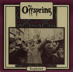 Offspring - Baghdad cover art