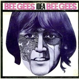 Bee Gees - Idea cover art