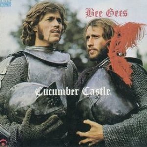 Bee Gees - Cucumber Castle cover art