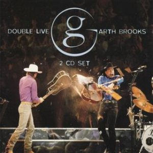 Garth Brooks - Double Live cover art