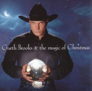 Garth Brooks - The Magic of Christmas cover art