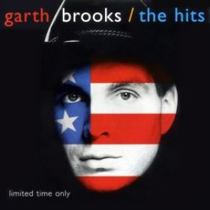 Garth Brooks - The Hits cover art