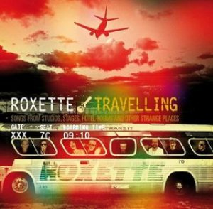 Roxette - Travelling cover art