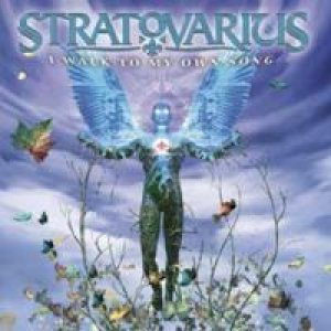 Stratovarius - I Walk to My Own Song cover art