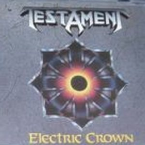 Testament - Electric Crown cover art