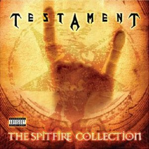 Testament - The Spitfire Collection cover art