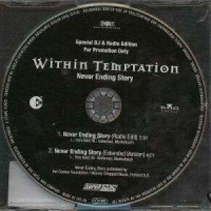 Within Temptation - Never Ending Story cover art