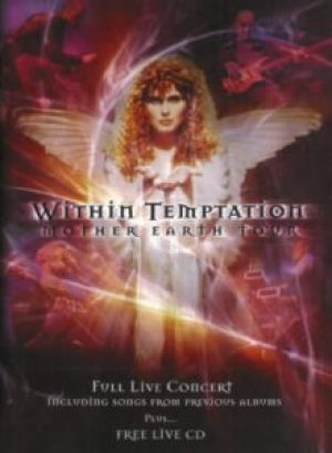 Within Temptation - Mother Earth Tour cover art