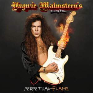 Yngwie J. Malmsteen's Rising Force - Perpetual Flame cover art