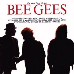 Bee Gees - The Very Best of the Bee Gees cover art
