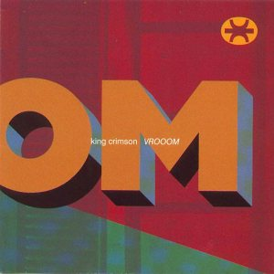King Crimson - Vrooom cover art