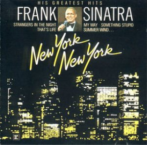 Frank Sinatra - New York New York: His Greatest Hits cover art