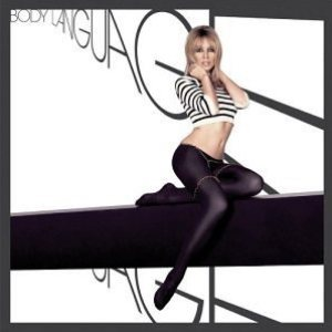 Kylie MInogue - Body Language cover art