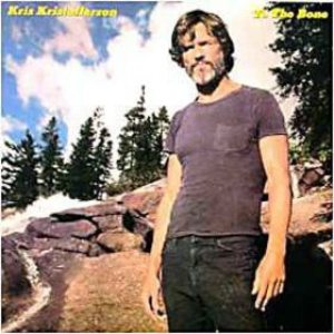 Kris Kristofferson - To the Bone cover art