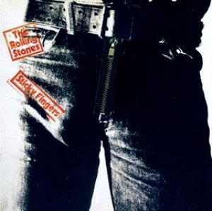 The Rolling Stones - Sticky Fingers cover art